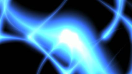 光線ループアニメーション