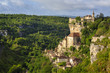 Rocamadour - medieval town, France
