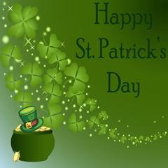 St Patrick's Day-Pot of Gold 2