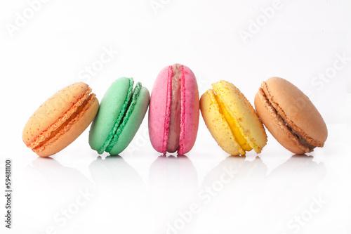 Papiers peints Macarons MACARON CHACHA