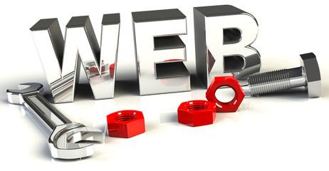WEB WWW Wartungsarbeiten