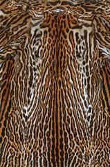 sfondo di pelliccia di leopardo
