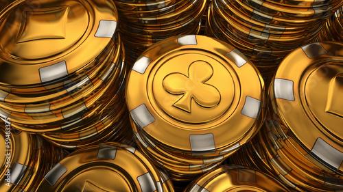 Віртуальне казино чіп Золотий Фото фільмі про Джеймса Бонда Казино Рояль