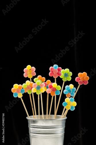 Caramelos de gominola