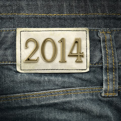 New Year 2014 - jeans fashion