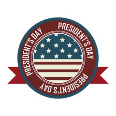 President's day label