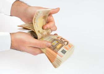 Contare banconote