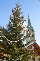 Natale a Gressoney Saint Jean