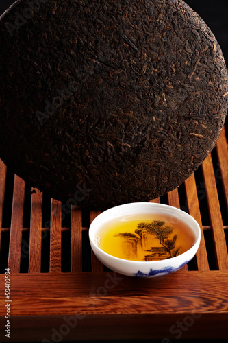 Great chinese gren tea