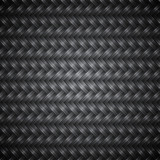 Metallic Carbon Background
