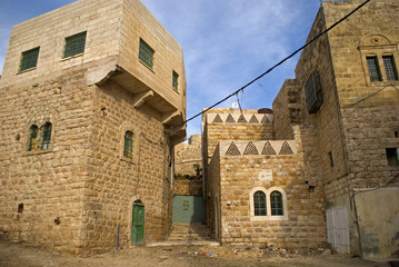 Muslim quarter, Hebron, Palestine