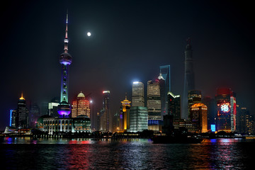 New Shanghai Skyline