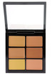 Concealer palette for under-eye circles, blemishes