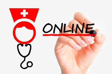 Healthcare online consulting