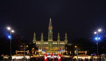 Wien Weihnachtsmarkt - Vienna christmas market 04