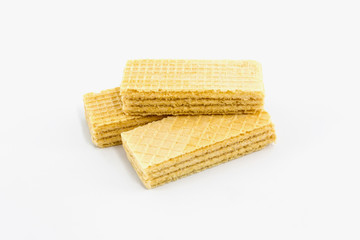 Wafers.