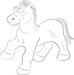 2014 символ года лошадь