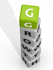 Growth buzzword green