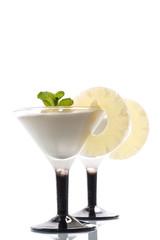 pineapple curd dessert