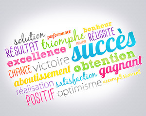liste de mots positifs
