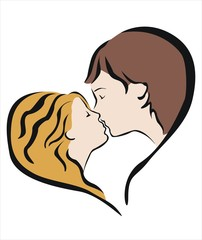 besar de corazón