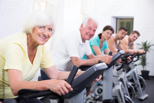 ins fitnessstudi