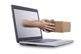 Concept of fast shipping