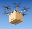 Delivery drone - 59518976