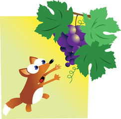 Fox and Grapes
