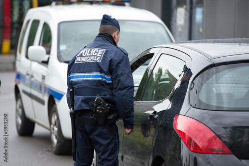 Contrôle de police - 59532161