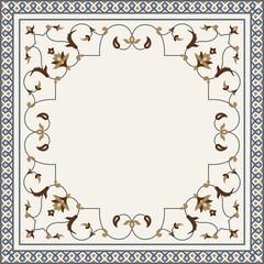 Agra Rectangle Frame