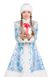 Charming Snow Maiden