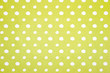 Yellow background with spots