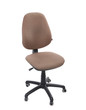 Beige color office chair.