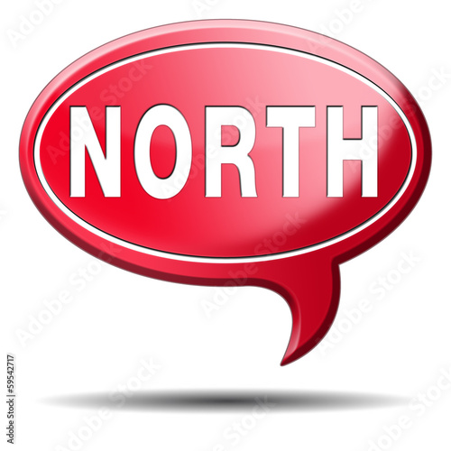 north icon