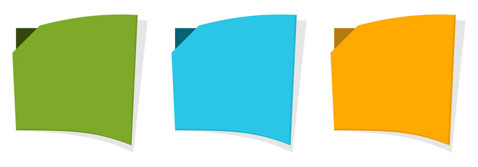 The set of fresh color templates