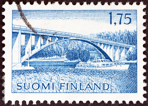 Parainen Bridge (Finland 1963)