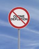 Ozone Depletion poster