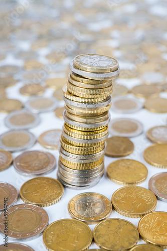 Colonna di monete