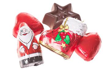 Süßigkeiten zu Weihnachten