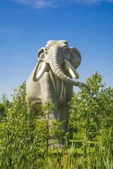 Prehistoric elephant