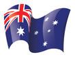Australia flag - Australian flag