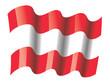 Austria flag - Austrian flag