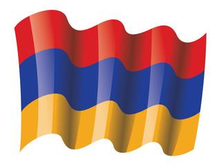Armenia flag - Armenian flag