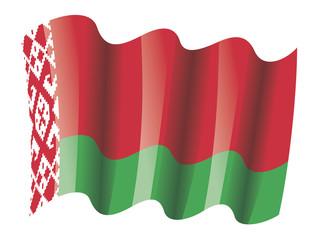 Belarus flag - Belarusian flag