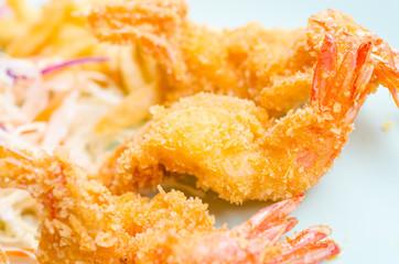 Fried shirmps