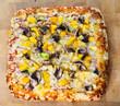 Deluxe Square Pizza