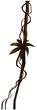 Лиана - цветные иллюстрации. ботаника,филиал,рептилия,вырезать,элемент дизайна,рост...