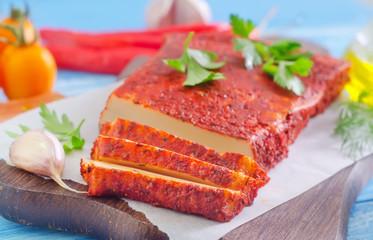 salted pork