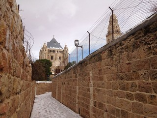 entrance to the old city Jerusalem